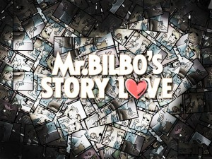 Komik Strip Mr. Bilbo: Love Story