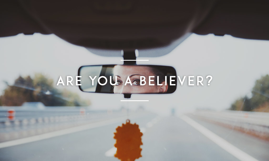 Are-you-a-believer
