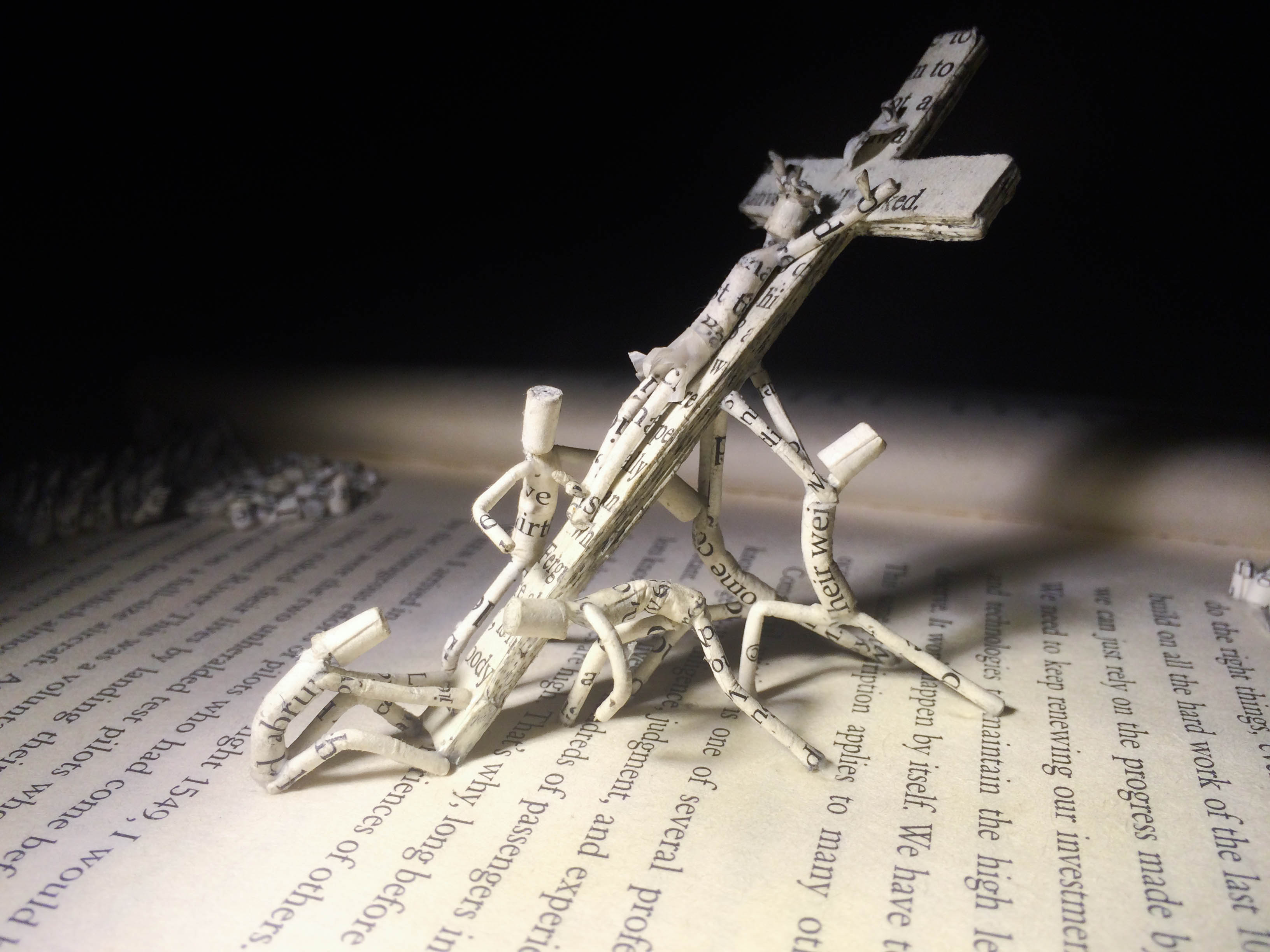 At-the-cross