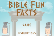 Bible Fun Facts