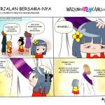 Komik Kamu: Berjalan Bersama-Nya
