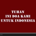 Doa Bagi Indonesiaku