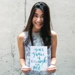 Janelle: Menghadapi Penyakit dengan Goresan Pena