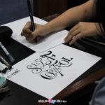 Handlettering Workshop – Bidang Multimedia Pelayanan Mahasiswa UK Petra, Surabaya