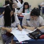Handlettering Workshop – SMA Kristen Gloria 1 Surabaya