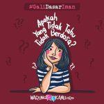 #GaliDasarIman: Apakah yang Tidak Tahu Tidak Berdosa?