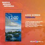 Lock Screen: Bangga Menjadi Indonesia