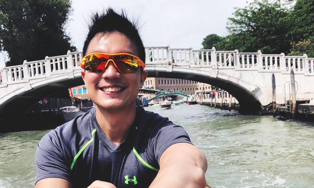 Andrew Hui: Usiaku 32 Tahun dan Aku Menanti Ajalku