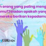 Sharing: Inspirasi dan Teladan Hidup