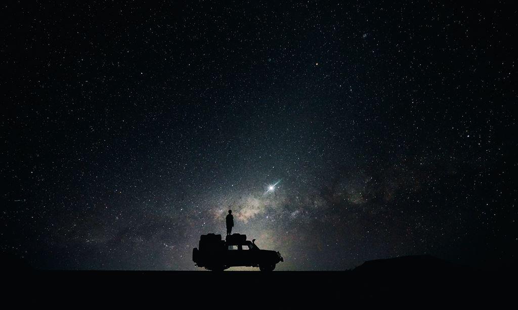 Di Tengah Kegelapan, Aku Melihat Terang