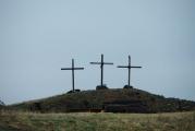 Berlari Ke Arah Salib