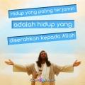 Menyerahkan Kepada Allah