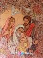 Seri Lukisan Natal: Sebuah Janji yang Diwujudkan